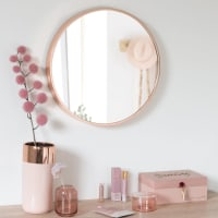 Miroir cuivré D46 Lena