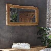 Miroir en acacia 69x120 Hygge