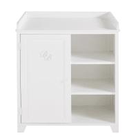 Mobile fasciatoio bianco St Honoré