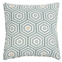 blue cushion 45 x 45 cm Origa