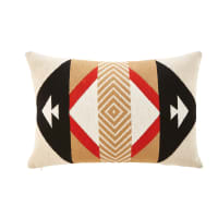 Outdoor Cushion with Graphic Motifs 40x60 Niamey