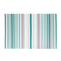 Outdoor-Teppich mit Streifenmuster 180x270