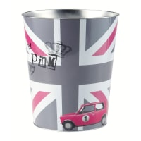 Papierkorb British Girl