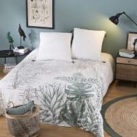 Parure de lit en coton imprimé carte de l'Inde 220x240 Siwana