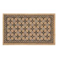 ALBUFEIRA - Printed Coir Doormat 45 x 75