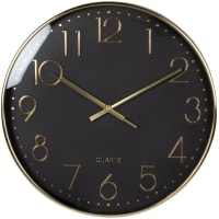 CLIFTON - Reloj de color dorado y negro D. 40