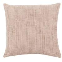 SANDL - Roze kussenhoes 40 x 40 cm