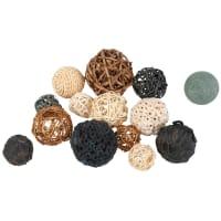 Sachets pot pourri en fibre végétale