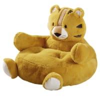 SAFARI - Sessel Tiger, senfgelb, naturweiß und anthrazitgrau