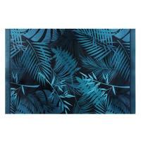 Set de table en vinyle imprimé feuillage 30x45 Tropical
