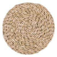 Sottopiatto in fibra vegetale Green