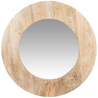 BASTIDE - Specchio beige D 55 cm