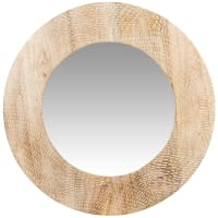 BASTIDE - Spiegel, beige, D55cm