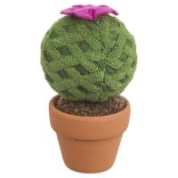 Statue cactus en coton H10 Livia