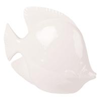 WILLY - Statuetta pesce in ceramica, 26 cm