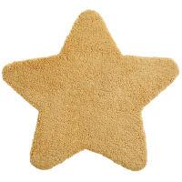 Sternendecke, senfgelb 100x100 Gaspard