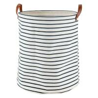 Stripe Linen Basket Pirate