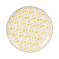 Sun Print Dessert Plate Adele