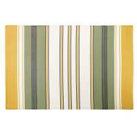 Tapis d'extérieur motifs à rayures multicolores 180x270 Serengeti