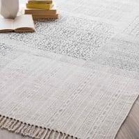 Tapis en coton 140 x 200 cm Codosera