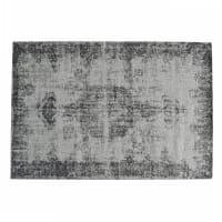 VILLANDRY - Tappeto grigio 140 x 200 cm