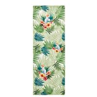 CACATOES - Tela de tumbona con estampado tropical compatible con tumbona PANAMA
