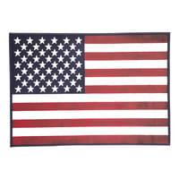 Teppich US-Flagge, 120 x 170 cm Usa
