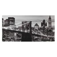 Toile lumineuse 100 x 200 cm Brooklyn Light