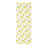Toile motifs citrons compatible avec chaise longue PANAMA Citrus