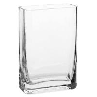 Vaso in vetro, 15 cm