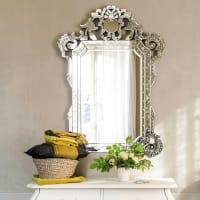 Venezianischer Spiegel 101x141 Casanova