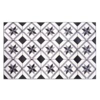 Vinyl-Teppich mit Zementfliesen-Motiven 50x80 Luso