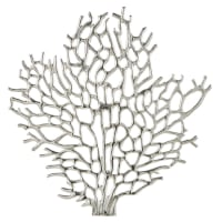 Wanddeko Koralle aus Metall 79x82 Antibes