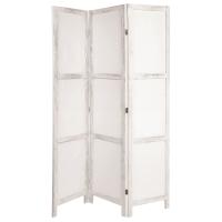 PLAISANCE - White Paulownia Room Divider