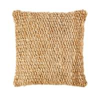 Woven Jute Cushion 45x45