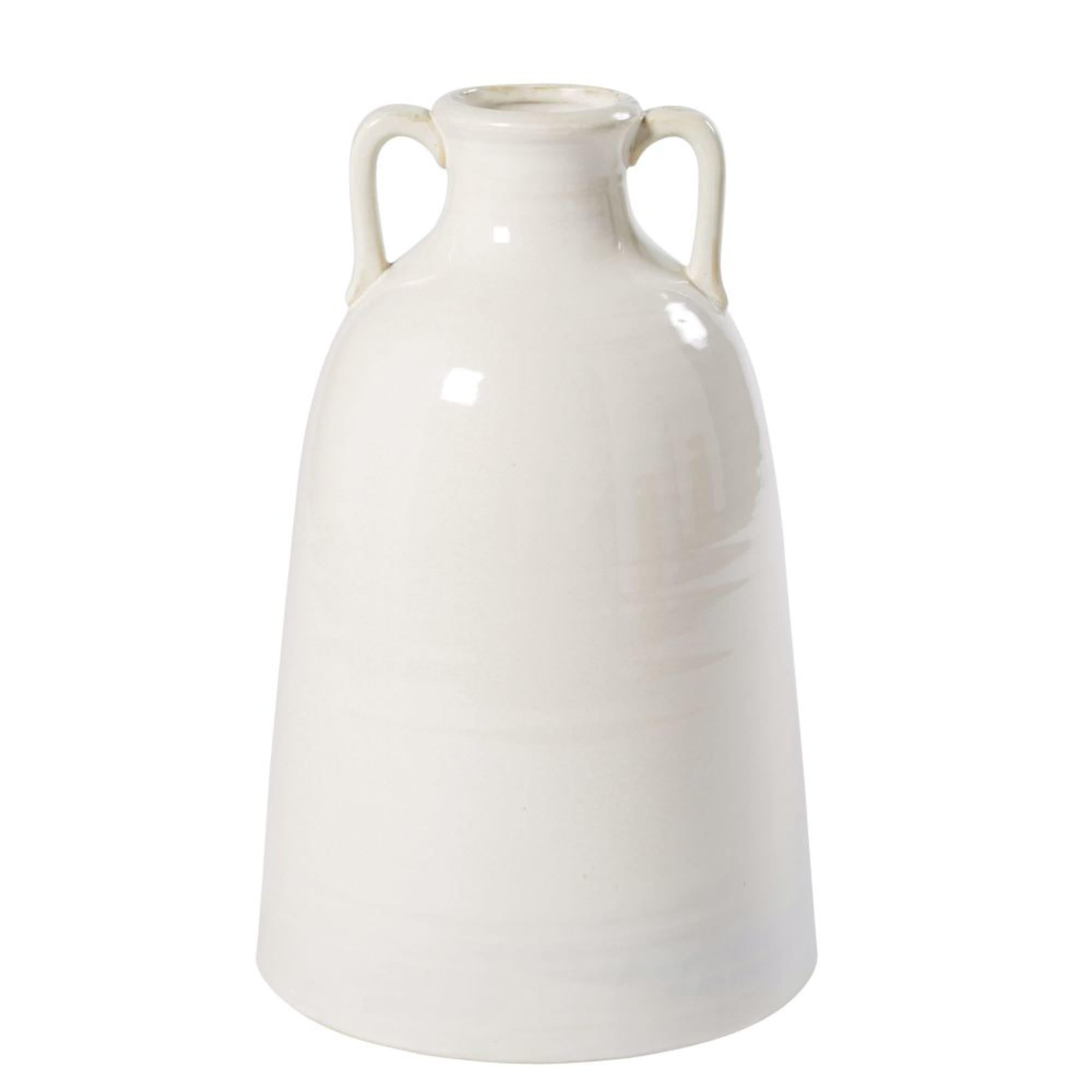 Vase en grès écru Malmo