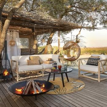 Muebles de jardín: comedor de jardín, decoración… | Maisons du Monde