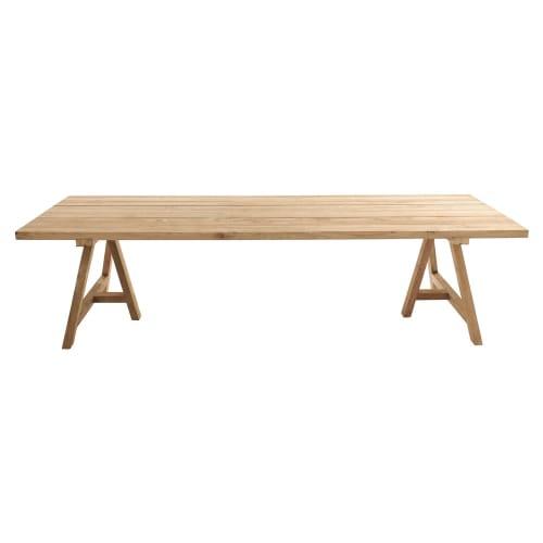 Remarkable 12 14 Seater Recycled Teakholz Garden Table L300 Ibusinesslaw Wood Chair Design Ideas Ibusinesslaworg