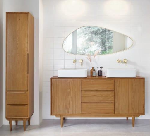 2 Door Vintage Vanity Unit Portobello Maisons Du Monde
