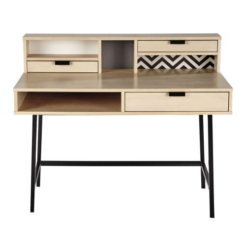 9-drawer Desk  Maisons du Monde
