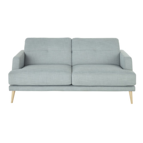3 Sitzer Sofa Im Skandinavischen Stil Grun