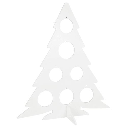 Albero Di Natale 80 Cm.Albero Di Natale Bianco 80 Cm Maisons Du Monde
