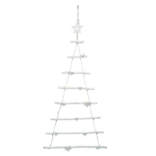 Albero Di Natale 70 Cm.Albero Di Natale Sospeso Essiccato 70 Cm Maisons Du Monde