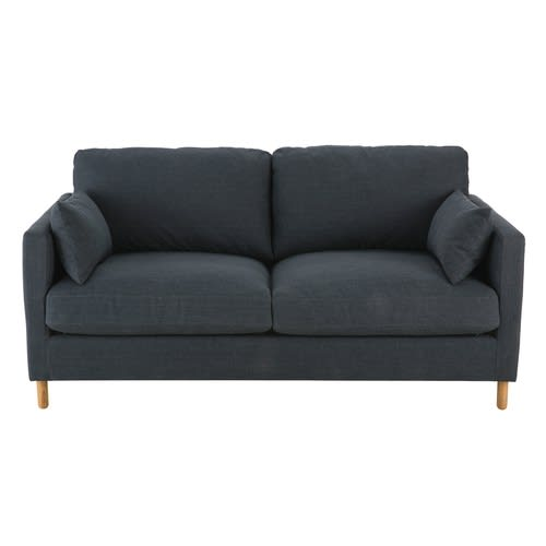 Anthracite Grey 3 Seater Sofa Bed