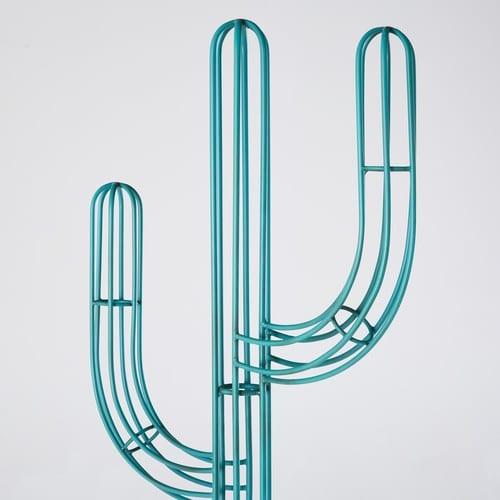 Attaccapanni Cactus Prezzo.Attaccapanni Cactus In Metallo Verde