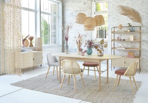 Ausziehbarer Esstisch für 68 Personen L160200 | Maisons du Monde