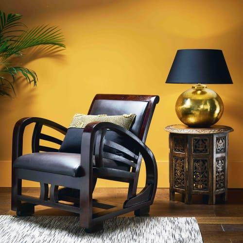 canapé L 46 de Bout sculpté cm QtrCdshx