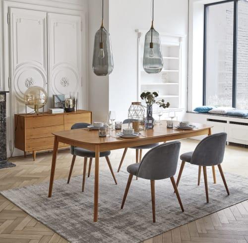 Buffet in skandinavischem Stil aus massiver französischer Eiche
