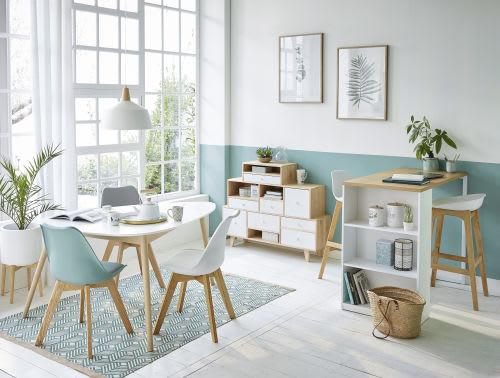 maisons du monde sortes de chaises salle à manger