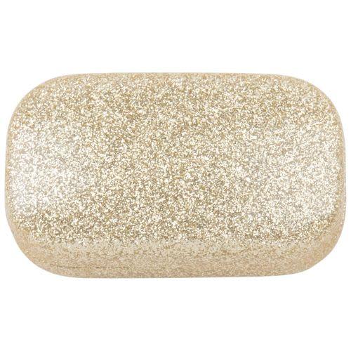 Contact Maison Du Monde.Contact Lens Case With Gold Glitter
